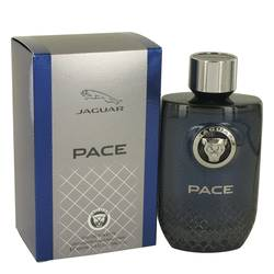 Jaguar Pace Cologne by Jaguar, 100 ml Eau De Toilette Spray for Men