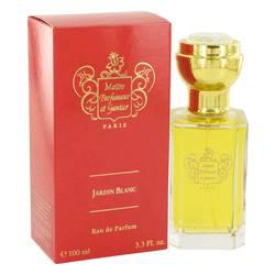 Jardin Blanc Perfume by MAITRE PARFUMEUR ET GANTIER, 100 ml Eau De Parfum Spray for Women from FragranceX.com