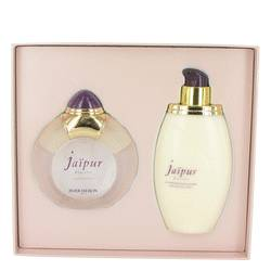 Jaipur Bracelet Perfume by Boucheron -- Gift Set - 3.3 oz Eau De Parfum Spray + 6.7 oz Body Lotion