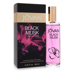 Jovan Black Musk Perfume by Jovan, 3.25 oz Cologne Concentrate Spray for Women