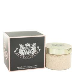 Juicy Couture Perfume by Juicy Couture 7.5 oz Caviar Bath Soak