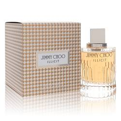Jimmy Choo Illicit Perfume by Jimmy Choo, 100 ml Eau De Parfum Spray for Women