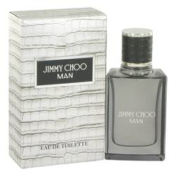 Jimmy Choo Man Cologne by Jimmy Choo, 1 oz Eau De Toilette Spray for Men
