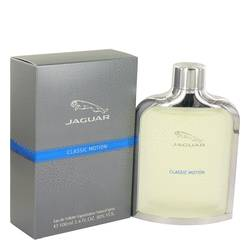 Jaguar Classic Motion Cologne by Jaguar, 100 ml Eau De Toilette Spray for Men from FragranceX.com