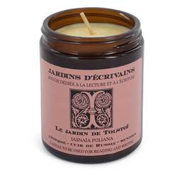 Jardins D'ecrivains Tolastoi Accessories by Jardins D'ecrivains, 6 oz Candle for Women