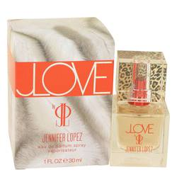 J Love Perfume by Jennifer Lopez, 30 ml Eau De Parfum Spray for Women