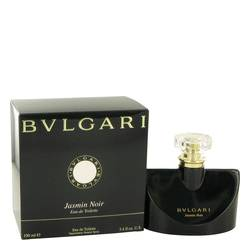 Jasmin Noir Perfume by Bvlgari 3.4 oz Eau De Toilette Spray