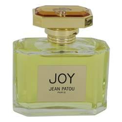 Joy Perfume by Jean Patou, 2.5 oz Eau De Parfum Spray (Tester) for Women