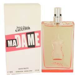 Madame Perfume by Jean Paul Gaultier 3.4 oz Eau De Toilette Spray (Damaged Box)