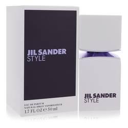 Jil Sander Style Perfume by Jil Sander 1.7 oz Eau De Parfum Spray