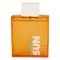 Jil Sander Sun Bath Cologne by Jil Sander, 125 ml Eau De Toilette Spray (Tester) for Men