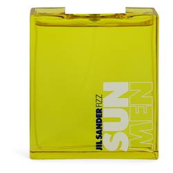 Jil Sander Sun Fizz Cologne by Jil Sander, 4.2 oz Eau De Toilette Spray (Tester) for Men