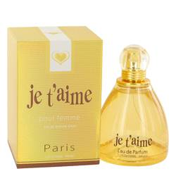 Je T'aime Perfume by YZY Perfume, 100 ml Eau De Parfum Spray for Women from FragranceX.com