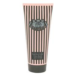 Juicy Couture Body Cream by Juicy Couture, 6.7 oz Royal Body Cream (unboxed) for Women