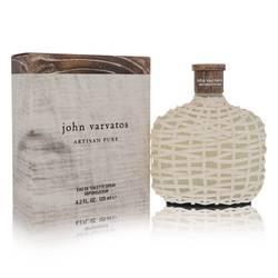 John Varvatos Artisan Pure Cologne by John Varvatos, 125 ml Eau De Toilette Spray for Men