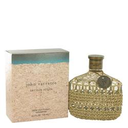 John Varvatos Artisan Acqua Cologne by John Varvatos, 4.2 oz Eau De Toilette Spray for Men