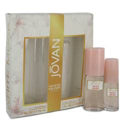 Jovan White Musk Perfume by Jovan -- Gift Set - 2 oz Cologne Spray + 1 oz Cologne Spray