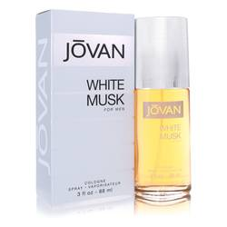 Jovan White Musk Cologne by Jovan 3 oz Eau De Cologne Spray