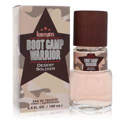 Kanon Boot Camp Warrior Desert Soldier Cologne by Kanon, 3.4 oz Eau De Toilette Spray for Men