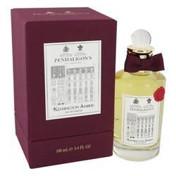 Kensington Amber Perfume by Penhaligon's, 3.4 oz Eau De Parfum Spray for Women