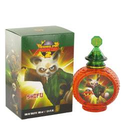 Kung Fu Panda 2 Shifu Cologne by Dreamworks, 3.4 oz Eau De Toilette Spray (Unisex) for Men