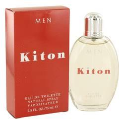 Kiton Cologne by Kiton, 75 ml Eau De Toilette Spray for Men