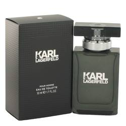 Karl Lagerfeld Cologne by Karl Lagerfeld, 1.7 oz Eau De Toilette Spray for Men