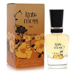 Kate Moss Summer Time Perfume by Kate Moss, 50 ml Eau De Toilette Spray for Women