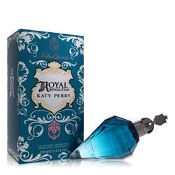 Royal Revolution Perfume by Katy Perry, 100 ml Eau De Parfum Spray for Women