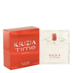 Krizia Time Perfume by Krizia, 50 ml Eau De Toilette Spray for Women