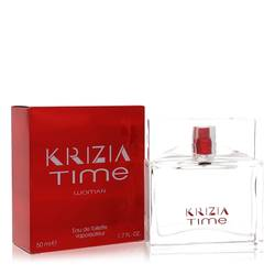 Krizia Time Perfume by Krizia 1.7 oz Eau De Toilette Spray