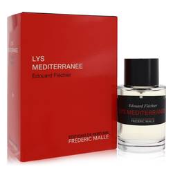 Lys Mediterranee Perfume by Frederic Malle, 3.4 oz Eau De Parfum Spray (Unisex) for Women