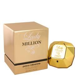 Lady Million Absolutely Gold Perfume by Paco Rabanne 2.7 oz Eau De Parfum Spray