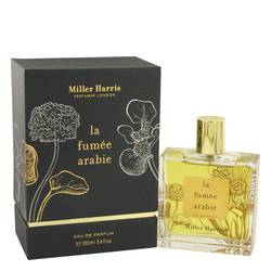 La Fumee Arabie Perfume by Miller Harris, 3.4 oz Eau De Parfum Spray for Women
