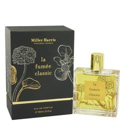 La Fumee Classic Perfume by Miller Harris, 3.4 oz Eau De Parfum Spray for Women