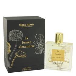 La Fumee Alexandrie Perfume by Miller Harris, 100 ml Eau De Parfum Spray for Women