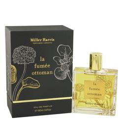 La Fumee Ottoman Perfume by Miller Harris, 3.4 oz Eau De Parfum Spray for Women