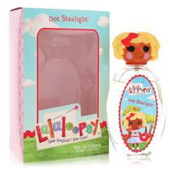 Lalaloopsy Perfume by Marmol & Son, 3.4 oz Eau De Toilette Spray (Dot Starlight) for Women