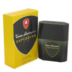Lamborghini Esplosivo Cologne by Tonino Lamborghini, 50 ml Eau De Toilette Spray for Men