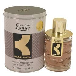 Lamis Rafael Cologne by Lamis, 3.3 oz Eau De Toilette Spray Deluxe Limited Edition for Men