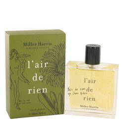 L'air De Rien Perfume by Miller Harris, 3.4 oz Eau De Parfum Spray for Women