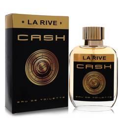 La Rive Cash Cologne by La Rive, 3.3 oz Eau De Toilette Spray for Men