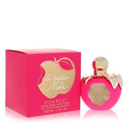 La Tentation De Nina Ricci Perfume by Nina Ricci, 1.7 oz Eau De Toilette Spray (Limited Edition) for Women