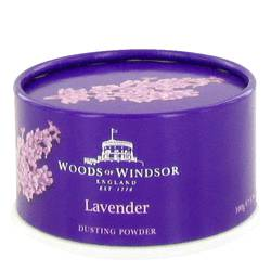 Lavender Perfume by Woods of Windsor 3.5 oz Dusting Powder