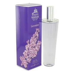 Lavender Perfume by Woods of Windsor 3.3 oz Eau De Toilette Spray