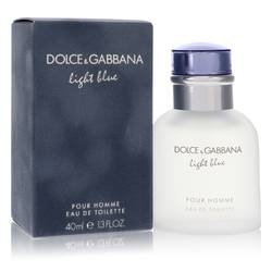 Light Blue Cologne by Dolce & Gabbana 1.3 oz Eau De Toilette Spray