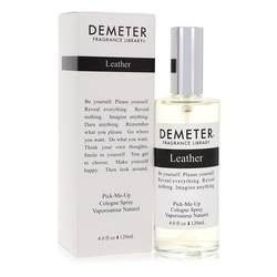 Demeter Perfume by Demeter 4 oz Leather Cologne Spray