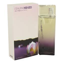 L'eau Par Kenzo Eau Indigo Perfume by Kenzo, 3.4 oz Eau De Parfum Spray for Women