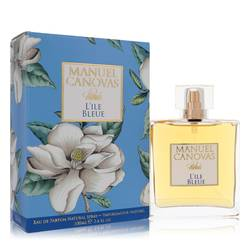 L'ile Bleue Perfume by Manuel Canovas, 3.4 oz Eau De Parfum Spray for Women