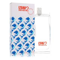 L'eau Par Kenzo 2 Cologne by Kenzo, 100 ml Eau De Toilette Spray for Men